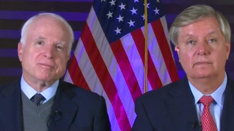 lindsey-graham-john-mccain-isis-strategy intv newday_00015601