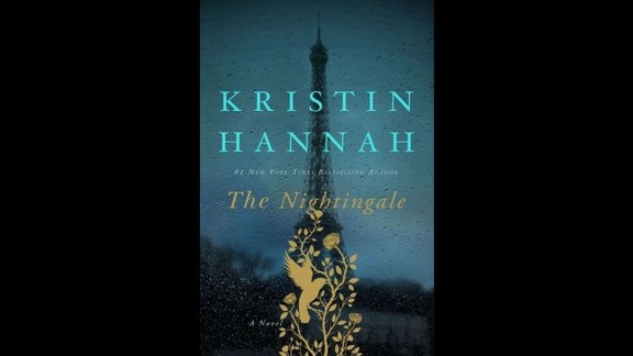 """The Nightingale"" by Kristin Hannah took the prize for best historical fiction."