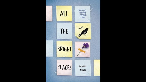 "The hot young adult award went to ""All the Bright Places"" by Jennifer Niven, who already has a movie deal ready to go."