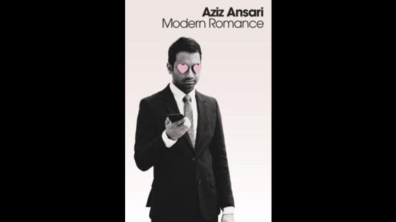 "Actor Aziz Ansari partnered with with New York University sociologist Eric Klinenberg for ""Modern Romance,"" a tale and study of romance around the world, which won over readers in the nonfiction category."