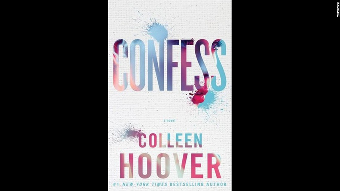 "Popular romance author Colleen Hoover won her category for ""Confess."""