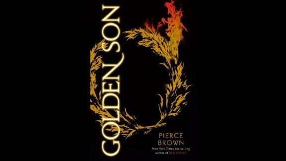 "Pierce Brown's ""Golden Son (Red Rising Trilogy No. 2)"" won his second consecutive Goodreads Choice Award this year for science fiction. Last year, he was chosen as ""Best debut Goodreads author."""