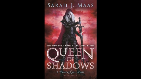 "Young adult fantasy and science fiction was a hotly contested category this year, and ""Queen of Shadows (Throne of Glass #4)"" by Sarah J. Maas took the home the award."