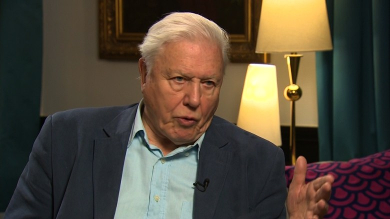 How Attenborough went from climate skeptic to believer