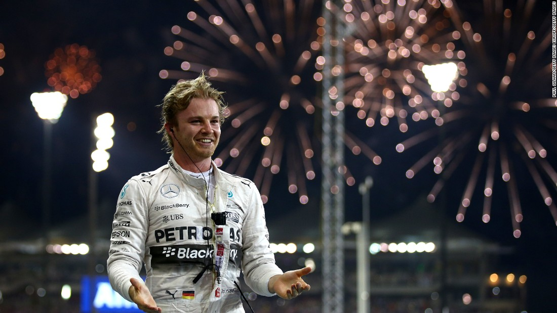 As well as those three wins, Rosberg claimed six pole positions at the end of last year to give him much-needed momentum ahead of the new season.