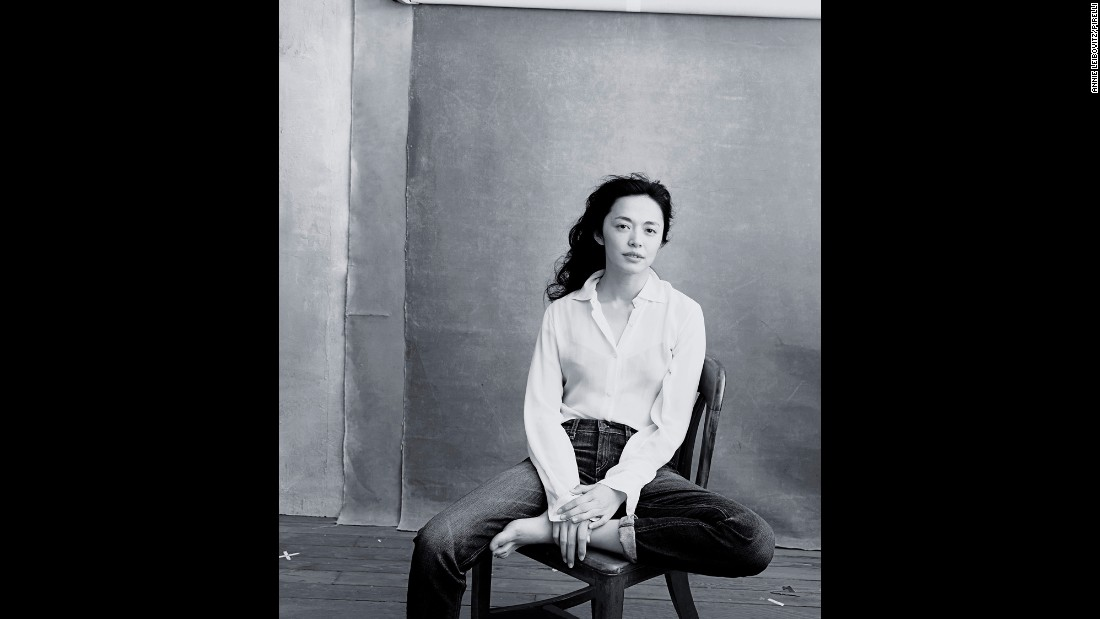 Yao Chen, the first Chinese UNHCR goodwill ambassador, is among the notable women of the 2016 Pirelli calendar.