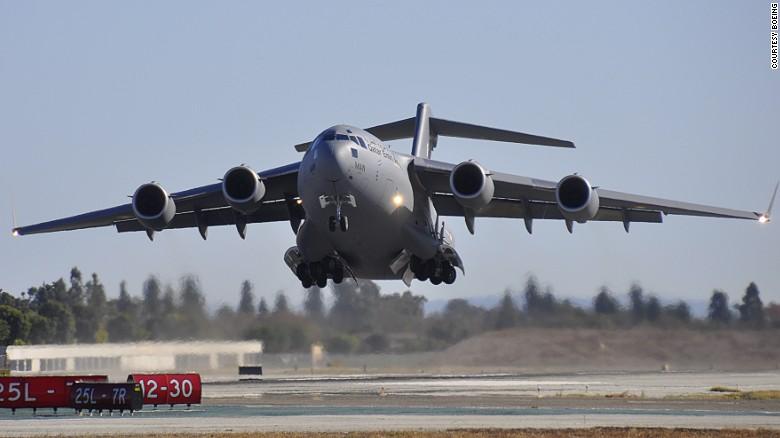 Final C 17 Leaves Boeing S Factory In California Cnn