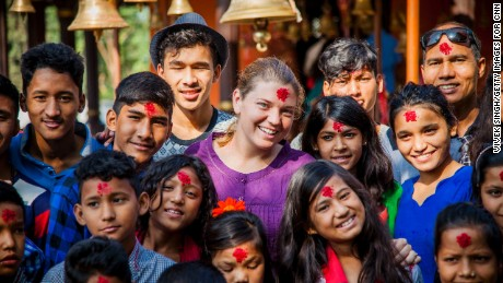 CNN Top Ten Hero Maggie Doyne