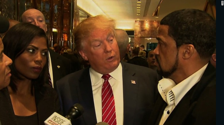 black pastors meet with donald trump