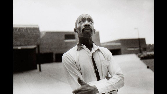 """AIDS makes no distinction between classes or races."" Larry, Augusta, Georgia, 1987"