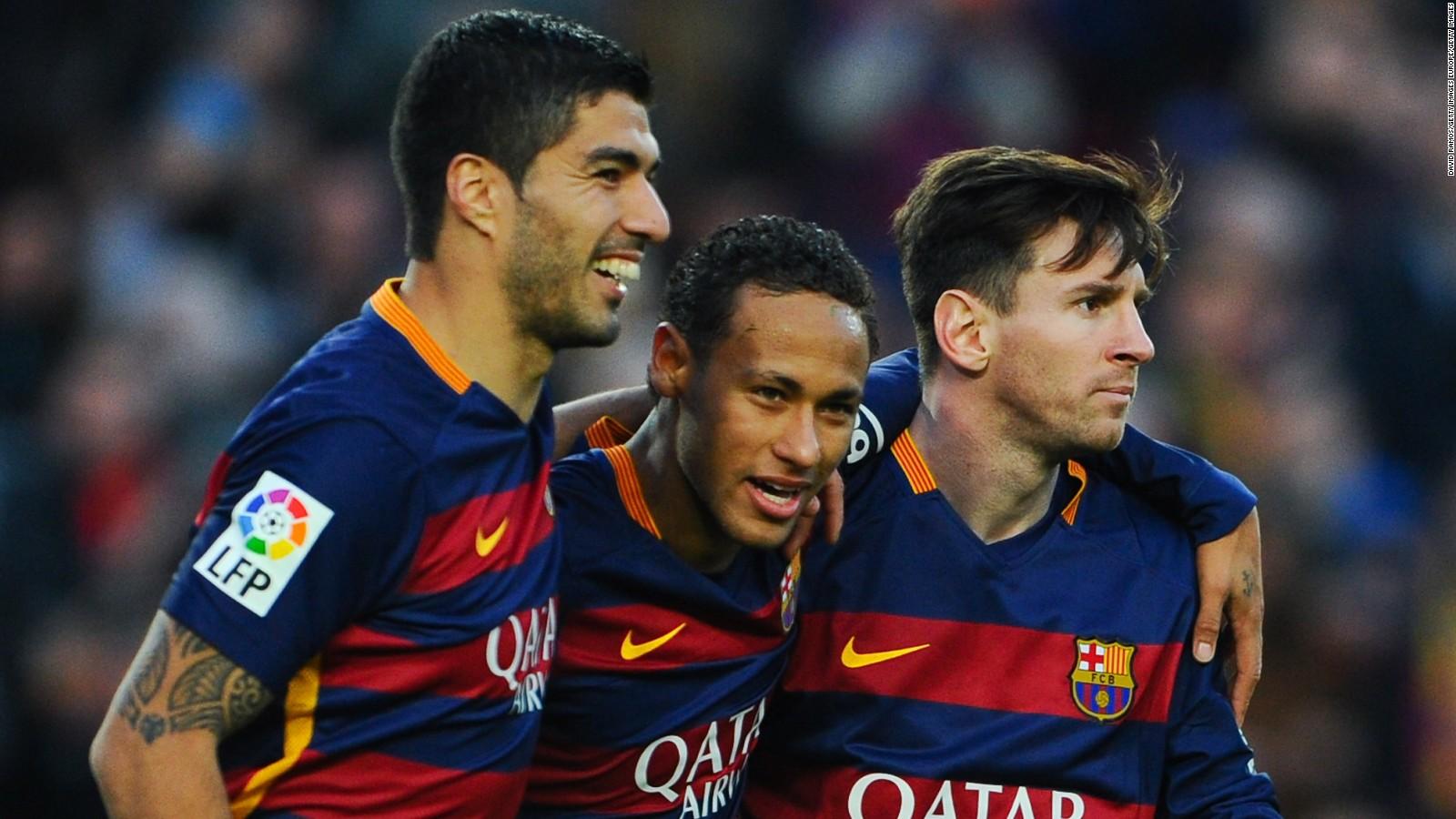 Lionel Messi 9 Vs Cristiano Ronaldo 17 2015 16 Goal Race