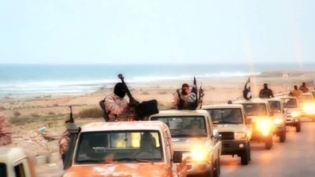 U.S. Intelligence concerned by ISIS in Libya todd dnt_00003508