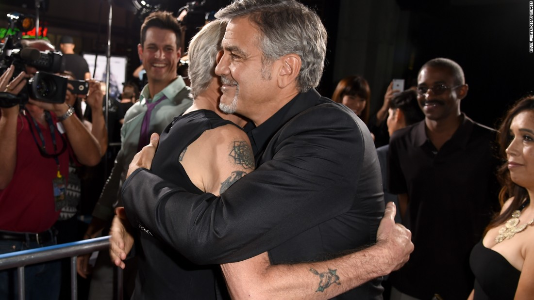 "You could be flown to Los Angeles to receive <a href=""https://www.omaze.com/experiences/red-george-clooney"" target=""_blank"">in-person compliments from actor George Clooney</a> for ""45 intoxicating seconds of unwavering eye contact and perfectly chosen words."" Afterward, you and George will share a Champagne toast."