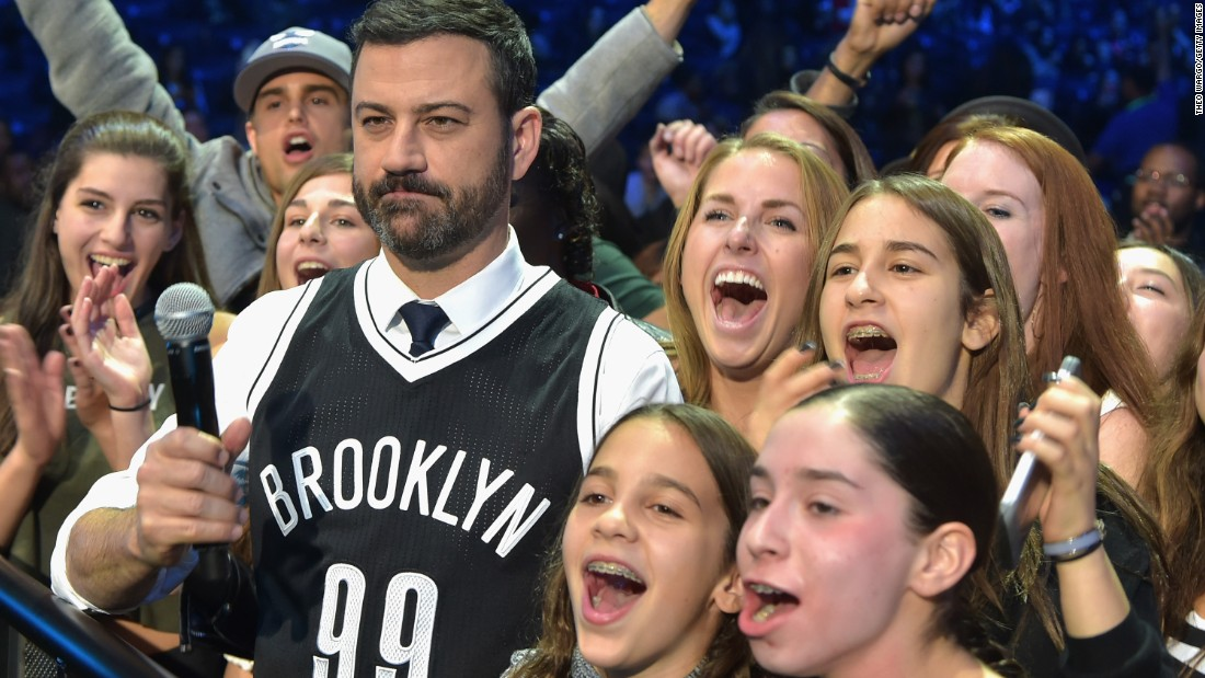 "You can attend a taping of ""Jimmy Kimmel Live,"" meet Jimmy backstage and let him spare you some embarrassment by <a href=""https://www.omaze.com/experiences/red-jimmy-kimmel"" target=""_blank"">explaining ""the birds and the bees"" to your kid.</a> Don't have kids? He'll give the same ""advice"" to your friend, spouse or partner."