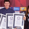 Robert Lewandowski Guinness World Records