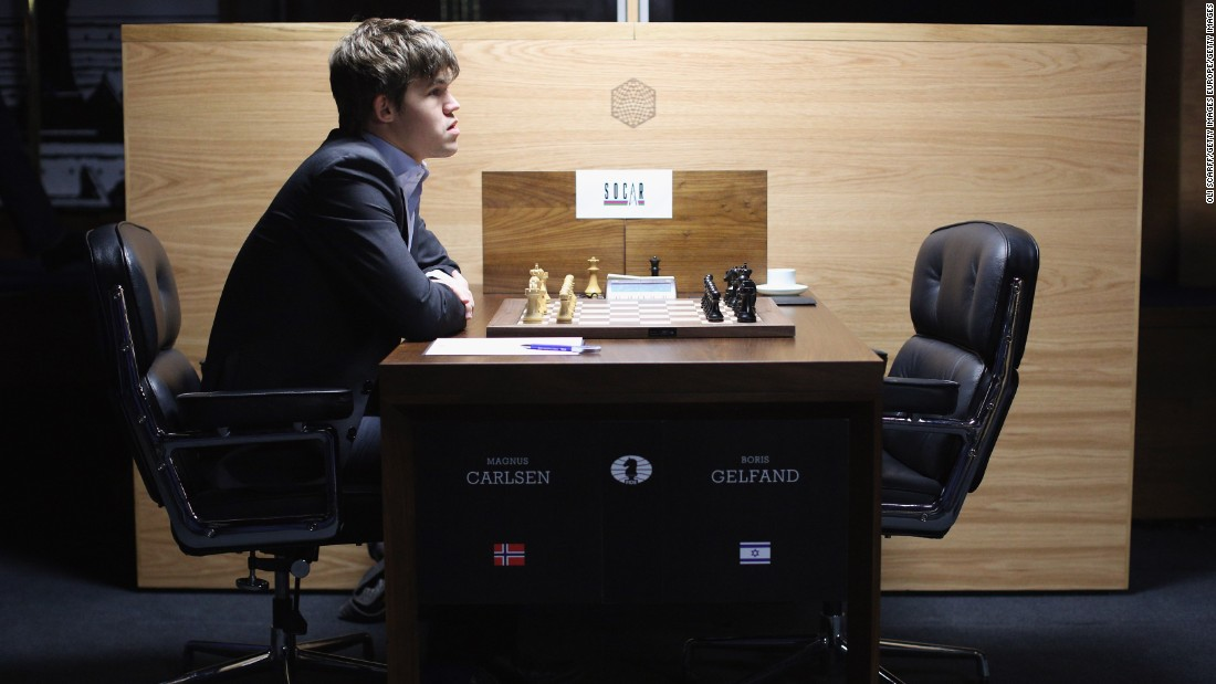 Carlsen achieved the highest rating ever in January 2013 -- beating Garry Kasparov's record by 10 points to reach 2862. <br />He later beat this in May last year with a peak rating of 2882 -- the highest ever.<br /><br /><br />