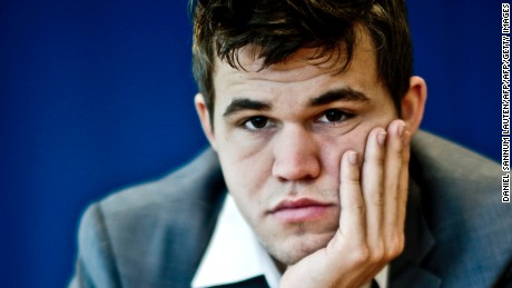 Chess prodigy Magnus Carlsen: 'Bobby Fischer is my dream opponent'