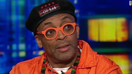 Spike Lee Chicago Lemon interview CTN_00011714