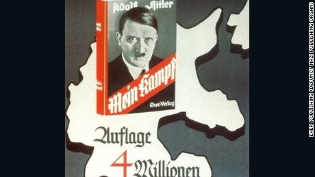 Hitler's 'Mein Kampf' republished in Germany, on sale in bookstores