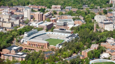 Officials lifted a security alert at the University of North Carolina at Chapel Hill campus Wednesday.