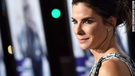 "HOLLYWOOD, CA - OCTOBER 26:  Actress Sandra Bullock attends the premiere of Warner Bros. Pictures' ""Our Brand Is Crisis"" at TCL Chinese Theatre on October 26, 2015 in Hollywood, California.  (Photo by Kevin Winter/Getty Images)"