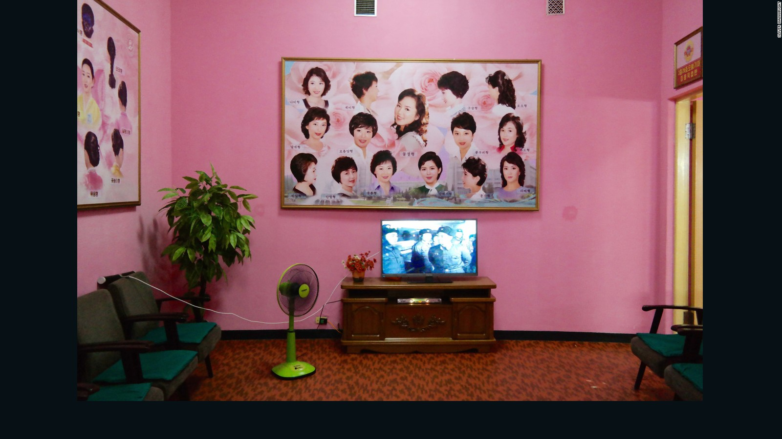 North Korea\'s candy-colored interiors - CNN Style