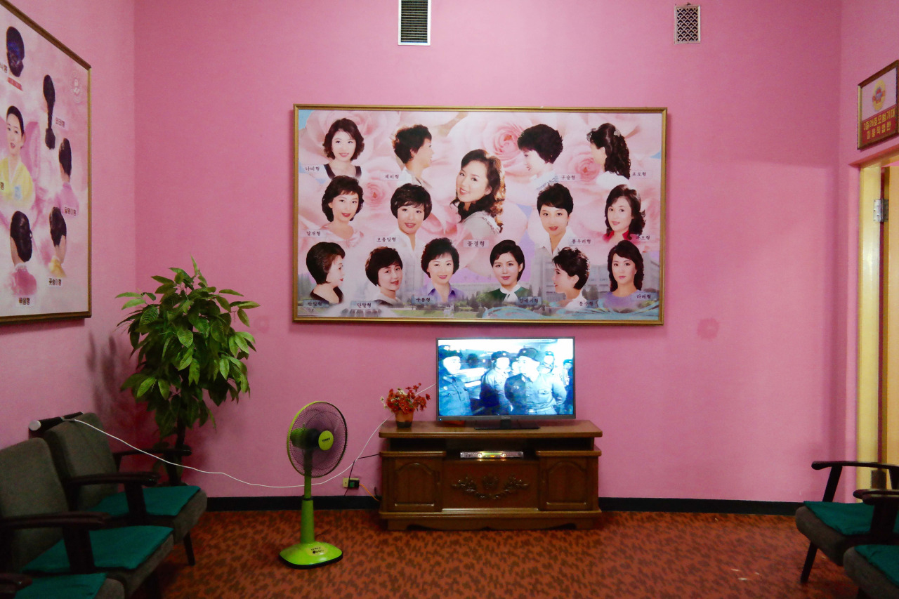 North Korea's candy-colored interiors - CNN Style on