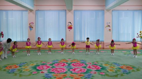 Kim Jong Suk Creche, Pyongyang