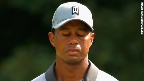 Tiger Woods: Golfer is ...  'progressing nicely'