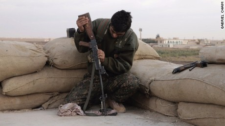 Road to Raqqa: Long struggle looms in battle for ISIS heartland