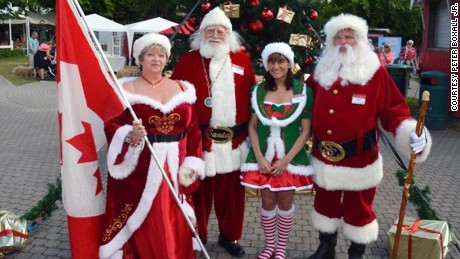 Santa Claus School Is The Trick To Being Like St Nick Cnn