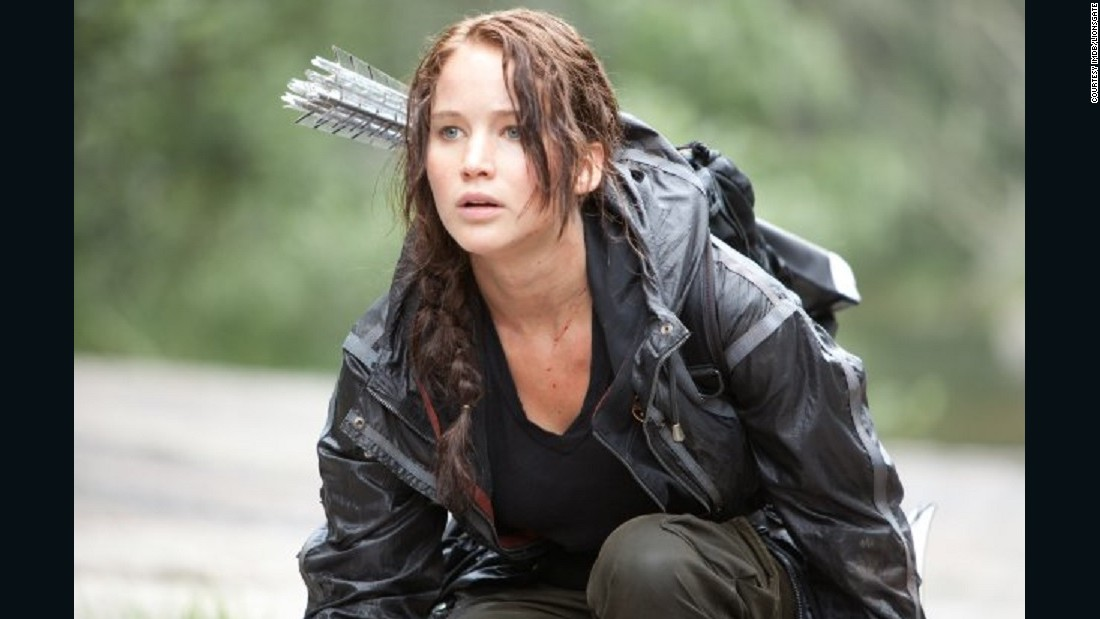 "Jennifer Lawrence shows off her archery skills in hugely popular adventures series, ""The Hunger Games.""<br />""The eternal struggle to find balance and harmony between men and women seems to lie at the heart of all Amazon tales,"" said Mayor<br />""It's a timeless tension. The myths -- and now the realities -- of Amazons not only give us romantic, thrilling stories of women and men who could make love and war as equals, but they point to the possibility of egalitarian gender relationships.""<br />"