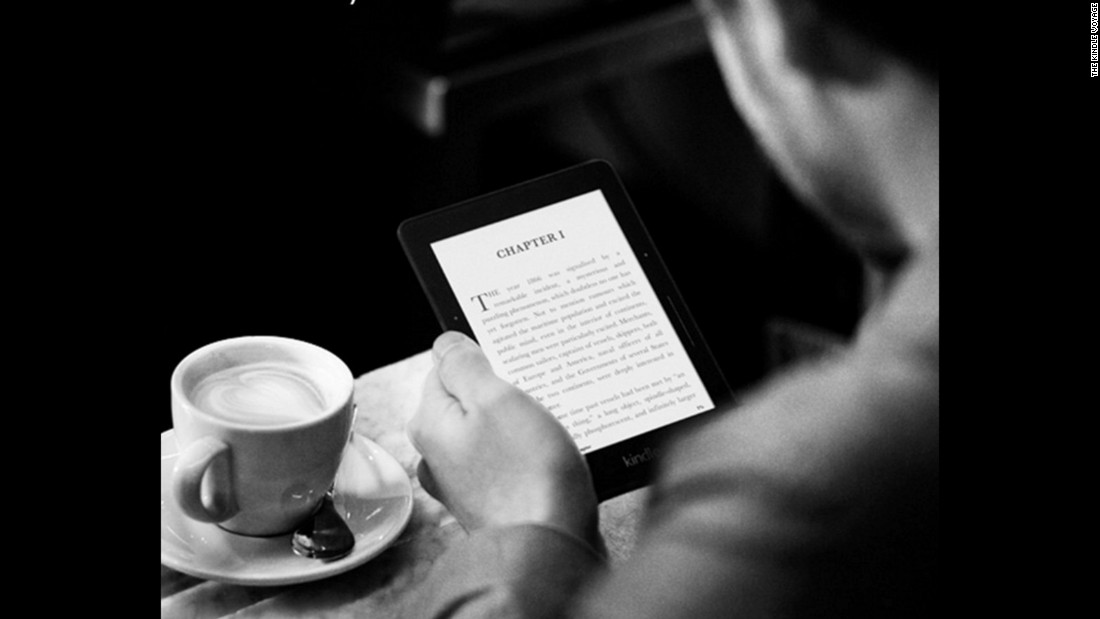 "An e-book reader may help motivate that special someone who vows to read more in the new year, especially if they also want to travel more (both are popular resolutions). An 8-ounce device can hold an impressive library of hundreds to thousands of books. There's <a href=""http://www.amazon.com/b/?ie=UTF8&node=6669702011"" target=""_blank"">Amazon's</a> high-end Kindle Voyage, pictured, for about $200 or the more affordable classic Kindle or <a href=""http://www.barnesandnoble.com/b/nook-books/_/N-8qa"" target=""_blank"">Barnes & Noble Nook</a> Glowlight, for $50 and $100 respectively."