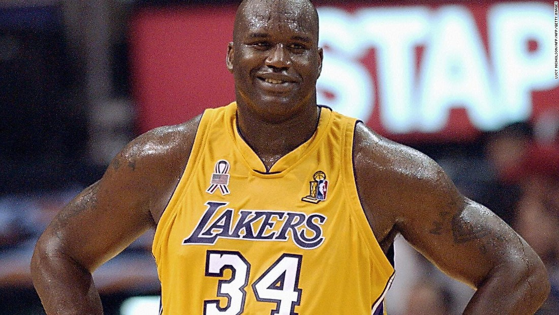 <strong>7: </strong>Shaquille O'Neal<br /><br /><strong>2015 Earnings:</strong> $22M<br /><br /><strong>Retired: </strong>2011
