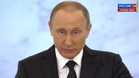Putin: Turkey will regret downing of Russian warplane