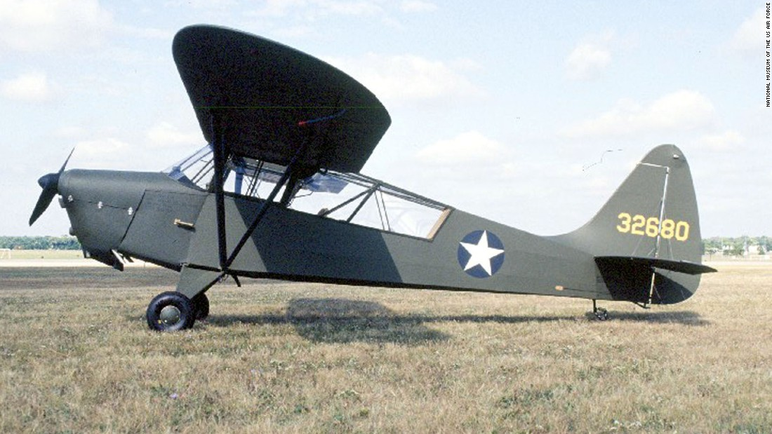U.S. Army Air Forces contracted with Interstate for 250 Cadets. Later, the military designated the production airplane as the L-6, according to the National Museum of the United States Air Force. The CAF's Cadet restoration team, based in Princeton, New Jersey, needs $14,000 for a new engine. The project is expected to finish in spring of 2018.
