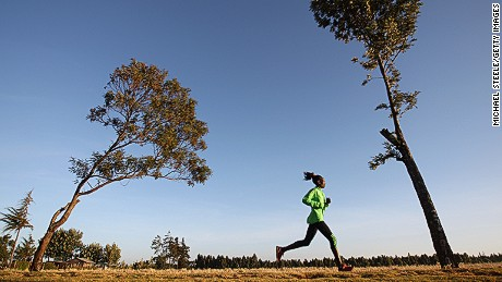 Iten: The village that manufactures track stars