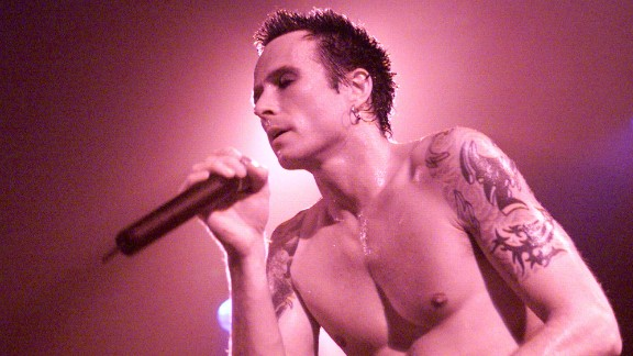 Scott Weiland, best known as the lead singer of Stone Temple Pilots, died Thursday, December 3. His battle with drug addiction often overshadowed his music career. Weiland, here in 2001, was 48.