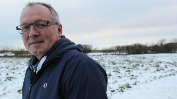Søren Hermansen helped convince the island to pursue 100% renewable energy.