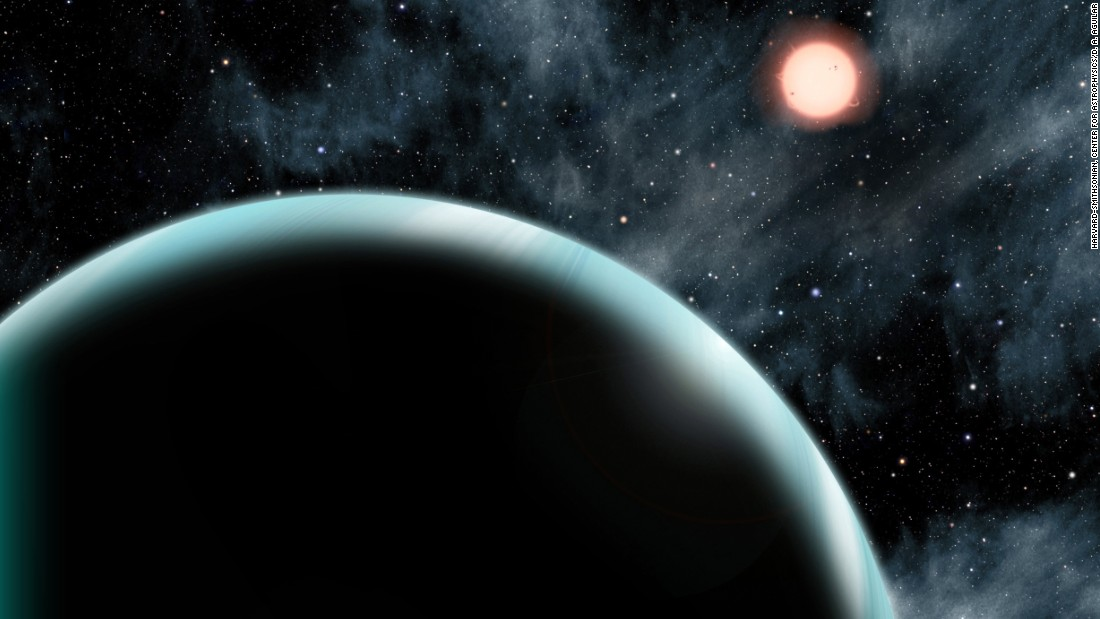 Kepler-421b is a Uranus-sized transiting exoplanet with the longest known year, as it circles its star once every 704 days. The planet orbits an orange, K-type star that is cooler and dimmer than our Sun and is located about 1,000 light-years from Earth in the constellation Lyra.