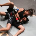 Angela Lee choke hold