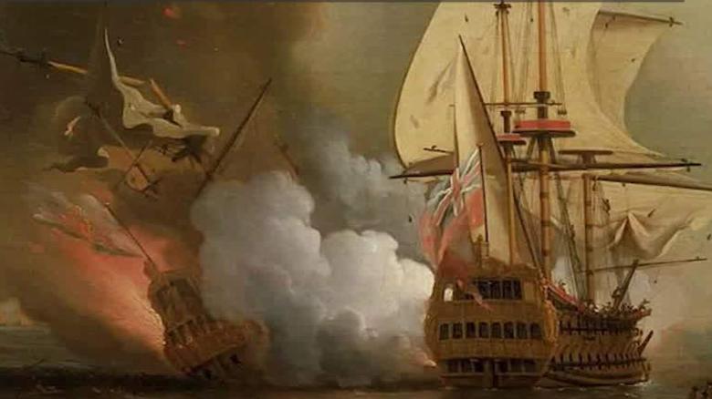 Các nhà nghiên cứu đưa ra các chi tiết mới về cách họ tìm thấy một con tàu 300 tuổi bị chìm với kho báu trị giá 17 tỷ USD