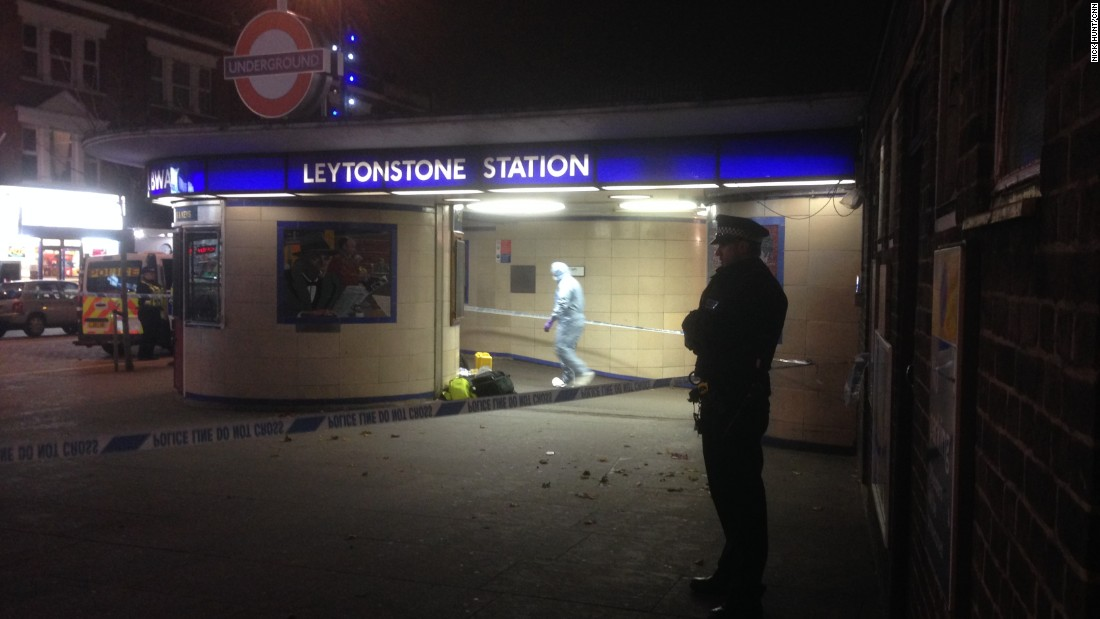 3 Stabbed At London Tube Station In Terror Attack Police