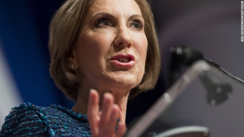 Fiorina: Trump 'dominates news coverage'