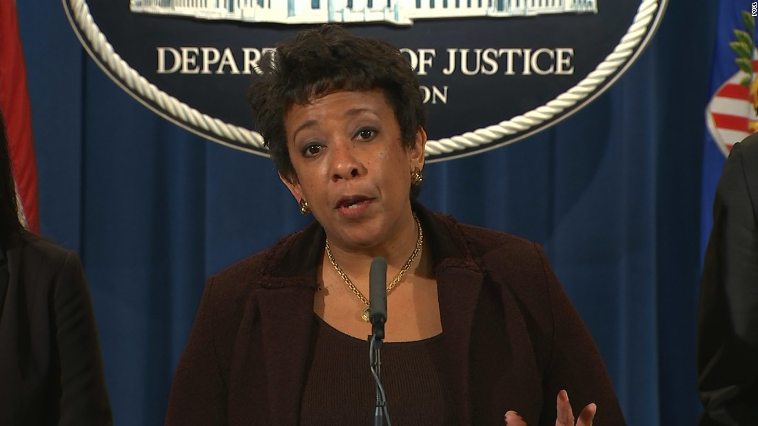 justice department investigated ferguson - 1100×619