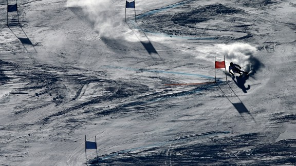 In the 2015-16 campaign, Hirscher won twice at at the World Cup meeting in Beaver Creek, Colorado, and has six other regular-season victories.