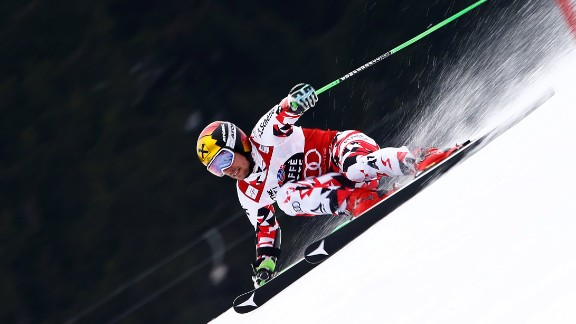 Hirscher plans to retire in 2019 when aged 30, having had another bid at Olympic glory in  South Korea.