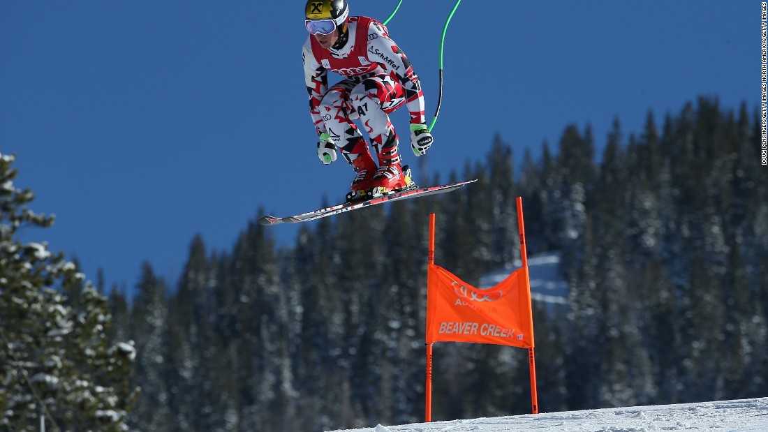 One of the world's best technical skiers, Hirscher dominates in the slalom and giant slalom events.