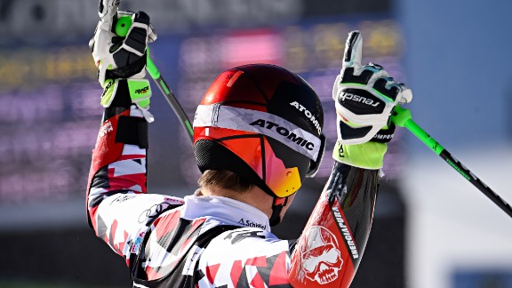 Hirscher's first overall World Cup title was in 2012 -- and he has not relinquished top spot since then.
