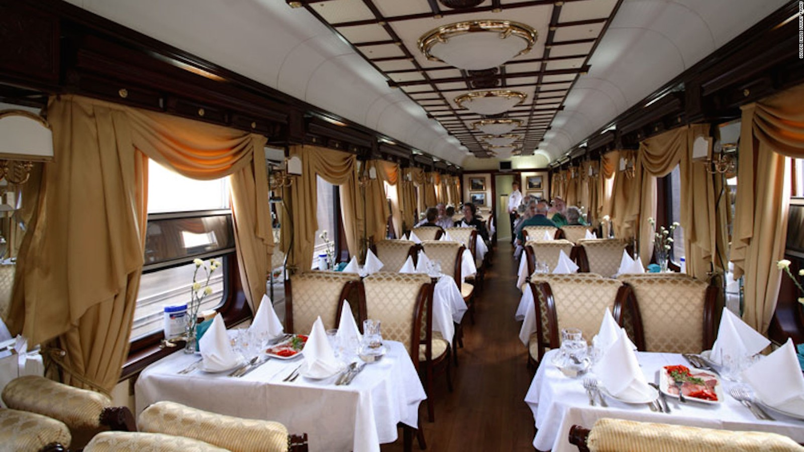 Luxury Train Tours In Europe Tourism Company And Tourism